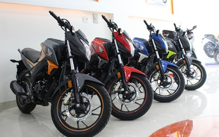 Honda CB Hornet 160R 2017 cập bến Việt Nam, giá từ 73 triệu Đồng