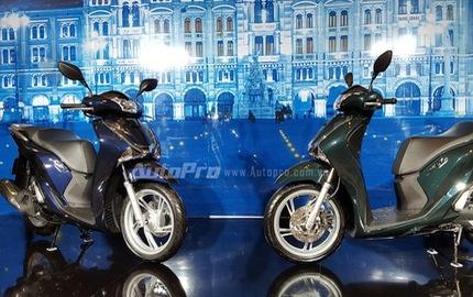 Nhà máy Honda Ý xuất xưởng chiếc xe ga SH thứ 1 triệu