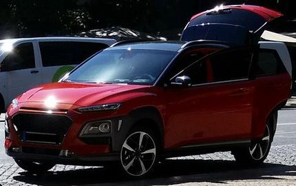 Hyundai Kona sắp ra mắt có thể bị lùi lịch sản xuất vì tranh chấp lao động