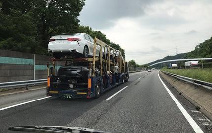 Bắt gặp Toyota Camry 2018 có thể về Việt Nam trên đường phố