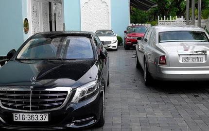 Khải Silk khoe ảnh Mercedes-Maybach S400 4Matic mới tậu đọ dáng Rolls-Royce Phantom