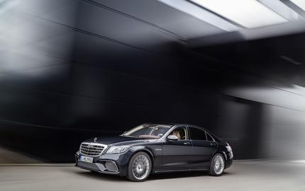 Hé lộ thông tin về xe siêu sang Mercedes-Maybach S650 2018
