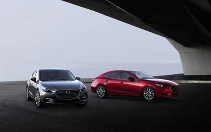 Mazda3 2018 được nâng cấp trang bị, giá từ 411 triệu Đồng