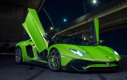 Novitec cho ra mắt bản độ ấn tượng của Lamborghini Aventador SV mui trần