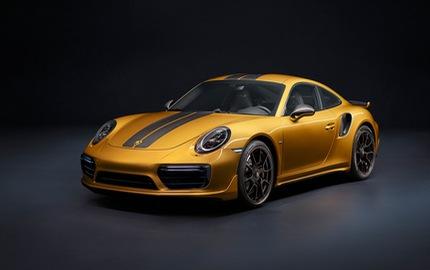 Porsche 911 Turbo S Exclusive Series ra mắt với đúng 500 chiếc xuất xưởng