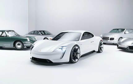 Ngắm nhìn 5 mẫu xe concept đẹp nhất của Porsche