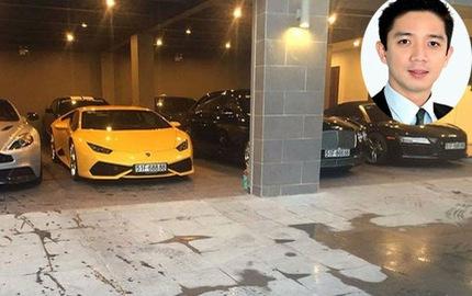 """Phó chủ tịch Novaland từng có bộ sưu tập siêu xe không thua kém Cường """"Đô-la"""" hay Minh """"Nhựa"""""""