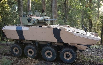 """Khám phá Terrex-3, xe chở lính """"made in Singapore"""""""
