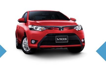 Toyota Vios duy trì mạch dẫn đầu top 10 ôtô bán chạy nhất tháng 3