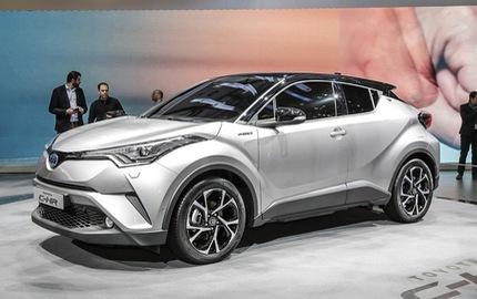 """Crossover cỡ nhỏ Toyota C-HR """"bán đắt như tôm tươi"""" tại quê nhà"""