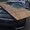 Tai nạn khó tin như trong phim: Tấm gỗ rơi từ xe tải, xiên đôi Honda Civic và pha thoát nạn thần kỳ của tài xế