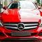 Mercedes-Benz C200 chạy 7.000km treo giá ngang Toyota Camry