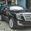 Hàng khủng Cadillac Escalade 2018 đầu tiên về Việt Nam
