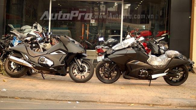 """Ấn tượng """"chiến binh"""" Honda NM4 tại Việt Nam"""