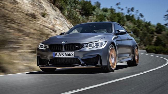 BMW M4 GTS – Xe thương mại đầu tiên có đèn hậu OLED
