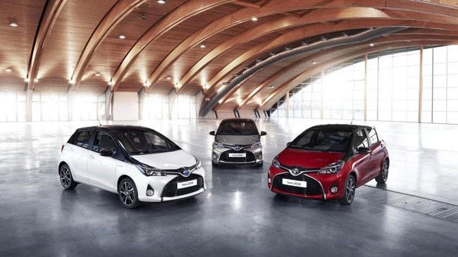 Toyota giới thiệu Yaris phiên bản mới