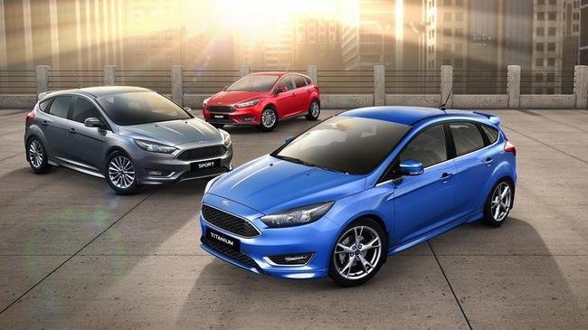 """Ford sắp tung """"hàng nóng"""" Ford Focus Ecoboost về Việt Nam"""