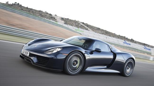 Porsche có siêu xe mới mạnh hơn 911, xếp sau 918 Spyder