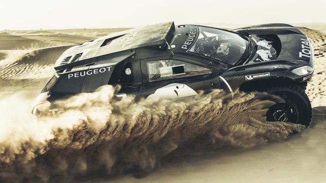 Peugeot 2008 DKR16: to hơn, khỏe hơn và hấm hố hơn nữa