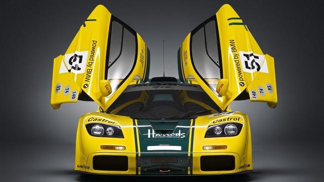 McLaren P1 GTR phiên bản sản xuất có giá khủng