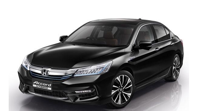 Honda Accord Hybrid 2016 ra mắt tại Đông Nam Á, giá từ 1,065 tỷ Đồng