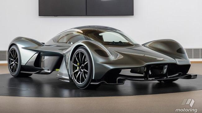 Đã có 450 người ngỏ ý mua siêu phẩm 4 triệu USD Aston Martin AM-RB 001