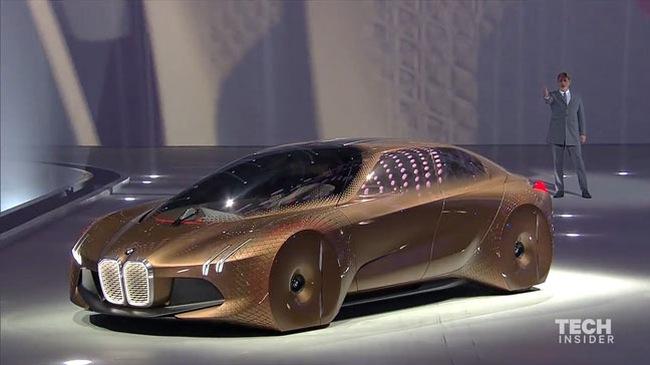 Top 10 xe concept ấn tượng nhất của năm 2016