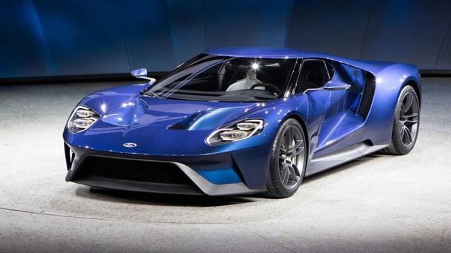 """Muốn mua siêu xe Ford GT, khách hàng phải cạnh tranh với tỷ lệ """"1 chọi 13"""""""