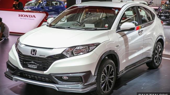 Honda HR-V phiên bản hầm hố hơn trình làng, giá từ 544 triệu Đồng