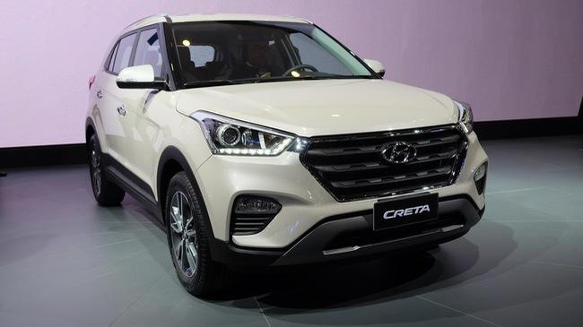 Hyundai Creta 2017 chính thức trình làng với thiết kế khác xe ở Việt Nam