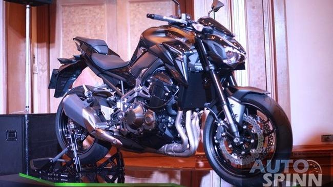 """Naked bike tầm trung Kawasaki Z900 hay """"kẻ thay thế"""" Z800 ra mắt Đông Nam Á"""