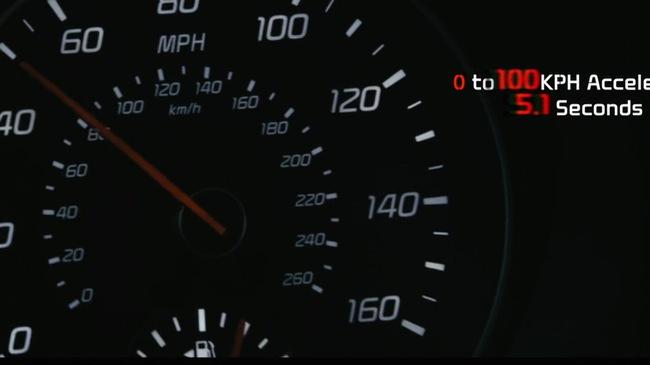 K8 2018 sẽ là xe Kia tăng tốc nhanh nhất từ trước đến nay