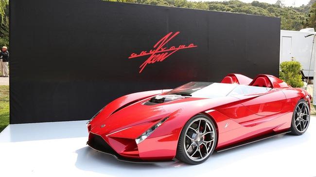 Xem chi tiết về siêu xe 2,5 triệu USD mà Floyd Mayweather đặt mua