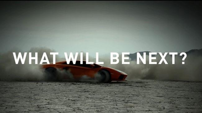 Lamborghini gây tò mò bằng video úp mở về siêu xe mới