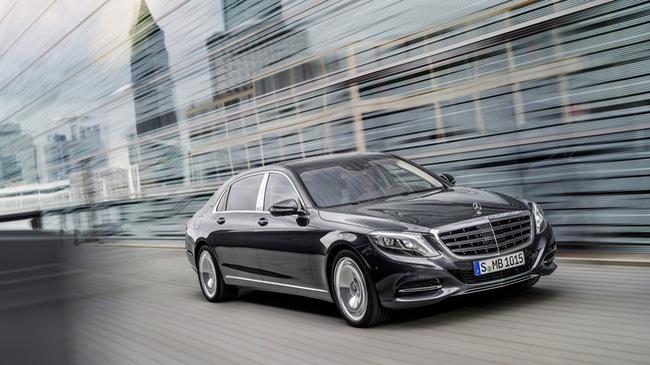 Đã có 15.000 chiếc Mercedes-Maybach S-Class bán ra toàn cầu