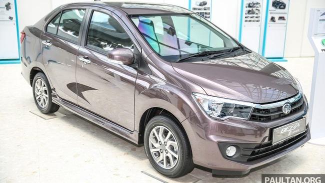 """Perodua Bezza - Ô tô 205 triệu Đồng khiến người Việt """"phát thèm"""""""