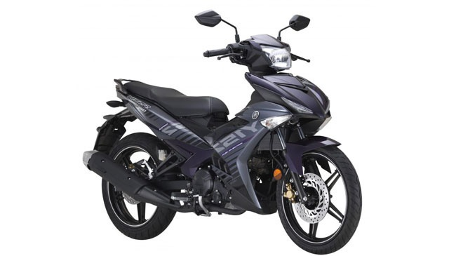 """Xe côn tay """"thần thánh"""" Yamaha Exciter 150 có thêm màu xám tím"""