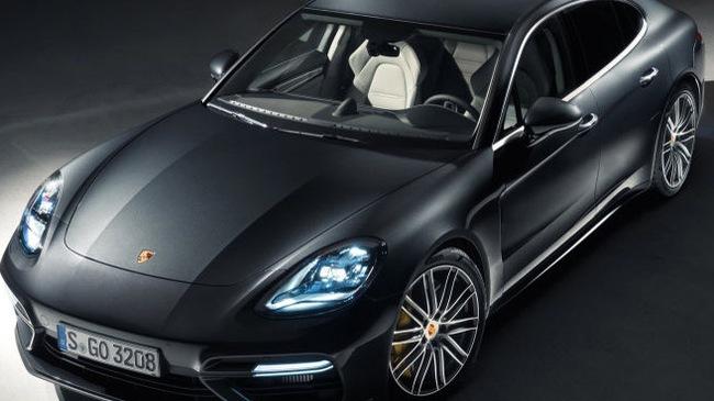 """5 siêu xe """"ngả mũ"""" trước Porsche Panamera 2017 về tốc độ"""