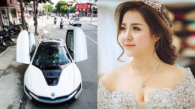 """""""Soái ca"""" Đà Nẵng mua BMW i8 7 tỷ Đồng làm quà sinh nhật vợ"""