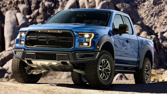 10 mẫu xe bán chạy nhất tại Mỹ trong năm 2015