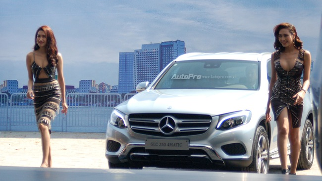 Vừa ra mắt khách hàng Việt, Mercedes-Benz GLC nhận ngay 650 đơn đặt hàng