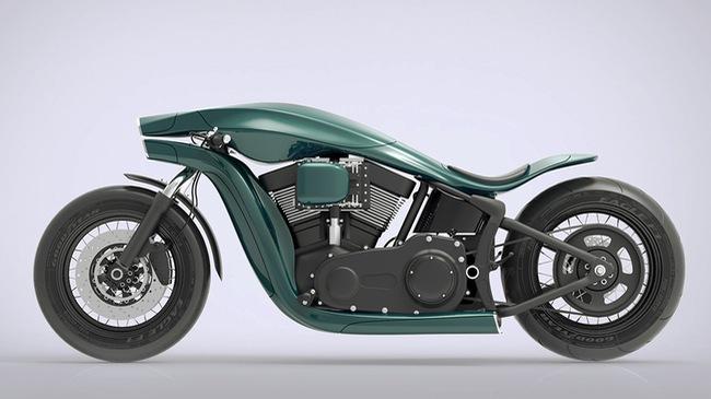 """Xe Harley-Davidson trong tương lai sẽ """"dị"""" như thế nào?"""