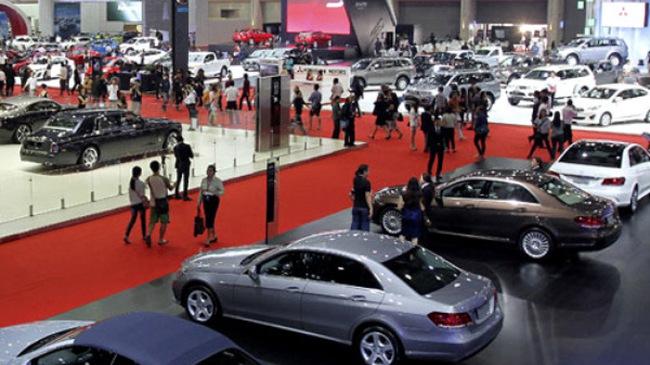 Người Việt sắm hơn 23.500 xe trong tháng Ngâu