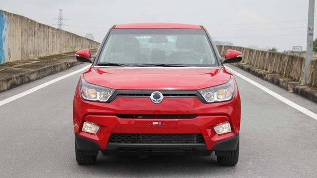 Đấu Ford EcoSport, SsangYong Tivoli chốt giá 630 triệu Đồng