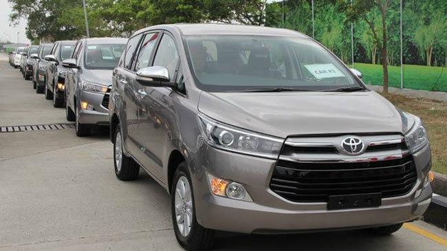 Rò rỉ ảnh Toyota Innova 2016 sắp ra mắt tại Việt Nam 1