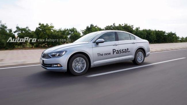 Volkswagen Passat 2016 - Xe chất lượng Đức, giá Nhật