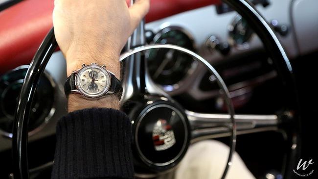 Cùng các đại gia tìm chút hoài cổ với đồng hồ và siêu xe