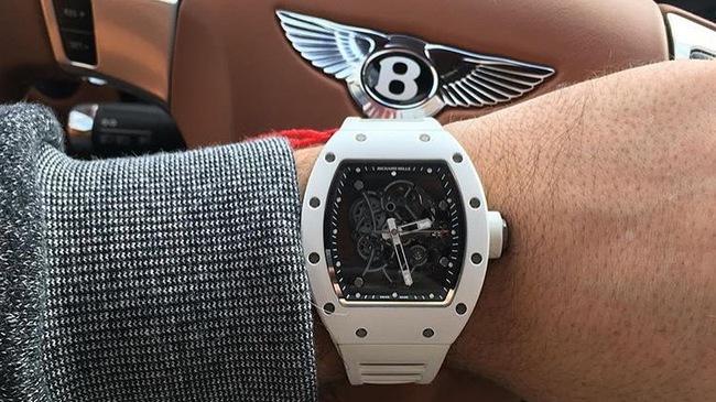Đồng hồ và xe hơi – sinh ra là để sánh đôi cùng nhau
