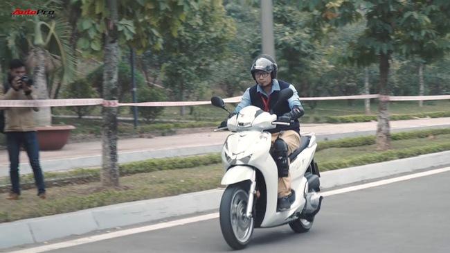 Trải nghiệm nhanh Honda SH 300i