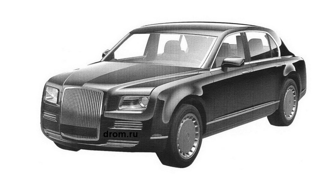 Dàn xe chuyên dụng của Tổng thống Nga Vladimir Putin tiếp tục lộ diện